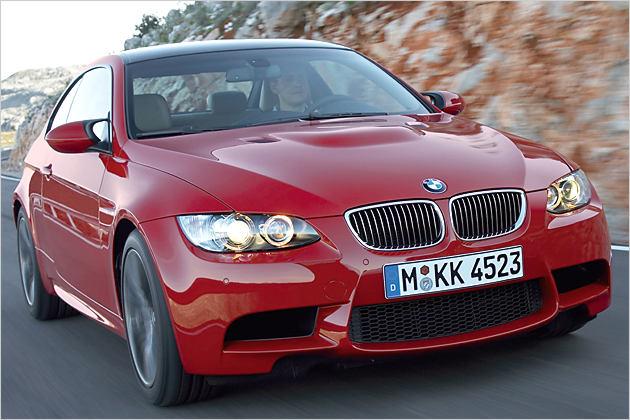 BMW показал новые модификации М3