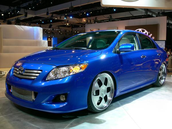 Toyota Corolla - новый автомобиль вашего сногсшибательного будущего
