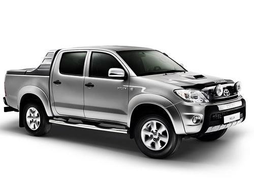 Toyota принимает заказы на производство нового пикапа