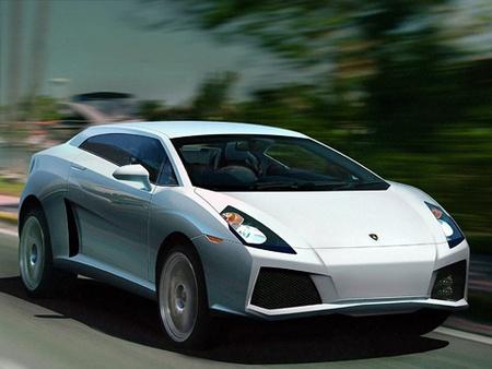 Корпорация Lamborghini приступит к производству внедорожников