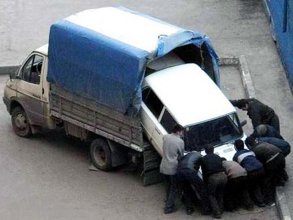 Самые угоняемые автомобили в 2011 году