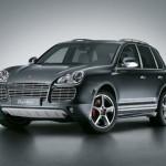Porsche Cayenne — популярный порш на российских дорогах