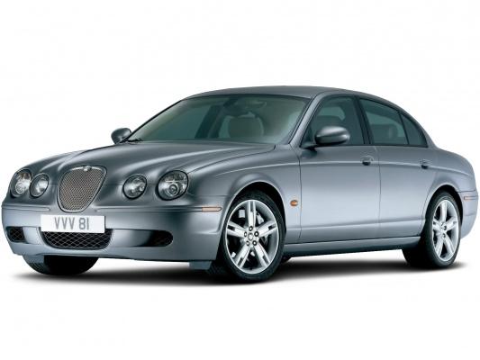 Обзор автомобиля Jaguar S-Type (Седан)