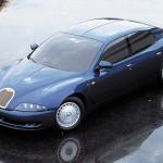 EB 112 Bugatti — машина, которая обязывает соответствовать: машины класса люкс