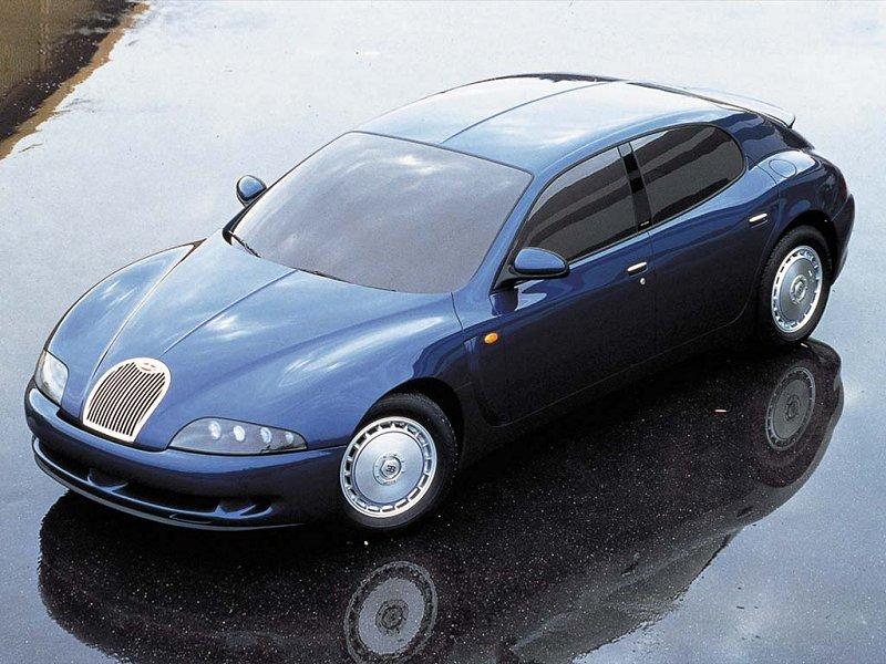 EB 112 Bugatti