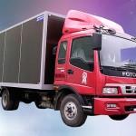 Фургоны foton: лучшее решение для малого бизнеса и личных перевозок