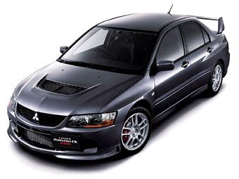 Mitsubishi Lancer Evolution 9