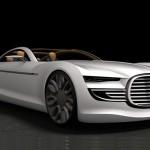 Концепция Chrysler Review GT — американское представление об идеальном спортивном автомобиле