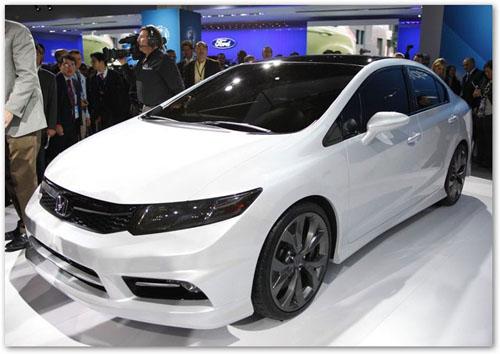 Honda Civic 7-го поколения
