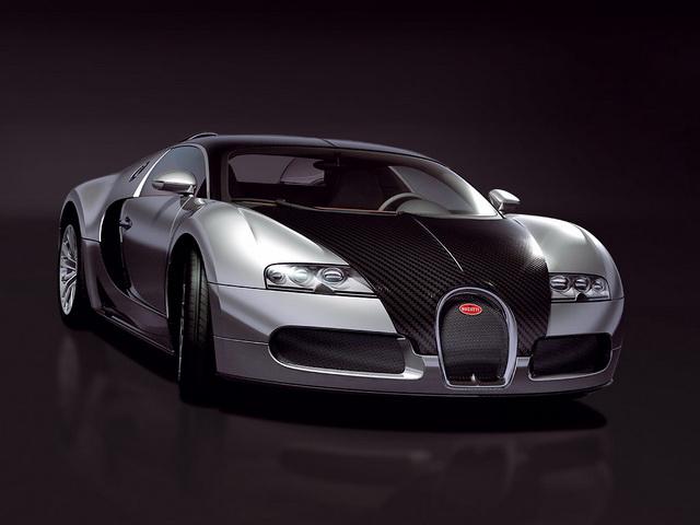 Bugatti ЕВ 16.4 Veyron