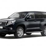Toyota Land Cruiser Prado — весомость и заявка на солидность не только машины, но и владельца