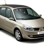 Renault Scenic — небольшой минивен с традиционной внешностью Рено