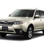 Проблема кроссовера Subaru Forester