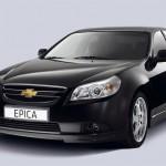 Седан Chevrolet Epica — машина для дружной семьи или транспортное средство для молодой пары