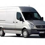 Mercedes-Benz Sprinter — грузовичок или автобус для вашего успешного бизнеса