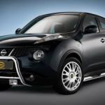 Оригинальный Nissan Juke — узнаваемый дизайн и запоминающаяся внешность
