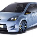 Крошка Renault Twingo — французская малолитражка с городскими привычками