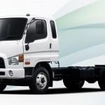 Hyundai HD-65 — универсальный грузовик для любого использования: от манипулятора до рефрижератора