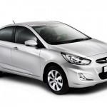 Hyundai Solaris — легковушка с приличным разгоном и стильной внешностью