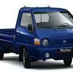 Hyundai Porter — небольшой грузовичок для доставки и перевозки негабаритных грузов