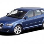 Немецкая Audi A3 — спортивные очертания в сочетании с комфортом салона!!!
