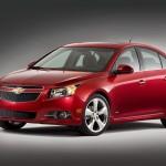 Chevrolet Cruze — французский дизайн и простота в использовании