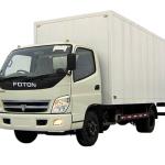 Foton Ollin — небольшие грузовики на страже вашего бизнеса и благополучия