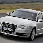 Этот великолепный Audi A8 или немецкий стиль в сочетании с потрясающим качеством