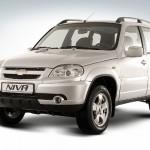 Chevrolet NIVA — такое противоречивое сочетание и столь неожиданный результат