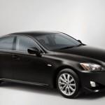 Lexus IS 250 — люксовая машина для ценителей японского транспорта