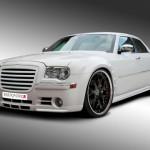 Этот внушительный Chrysler 300C или покоритель американских дорог уже в России