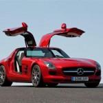 Mercedes-Benz SLS AMG — четкие линии стиля и бесспорное немецкое качество