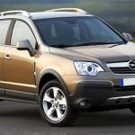 Opel Antara — еще один представитель бюджетных немцев
