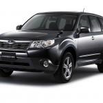 Внедорожный Subaru Forester — практичная машина для российских дорог