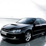 Прекрасная Subaru Legacy — высочайшие скорости и легкость в управлении
