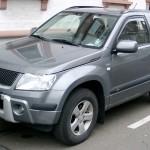 Suzuki Grand Vitara — качественный паркетник с приличной внешностью