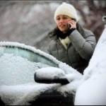 Уход за автомобилем зимой или спасем железного коня от морозов и перепадов температур