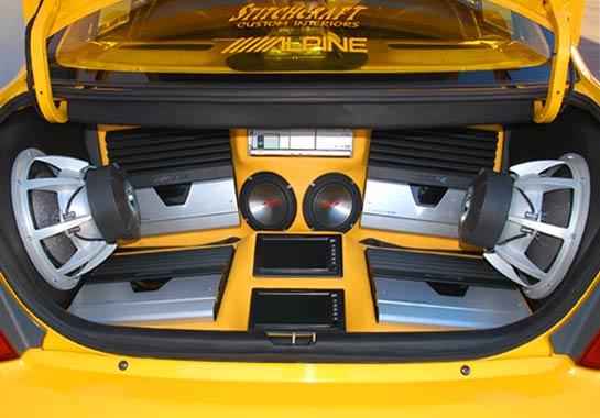 Выбор автомобильной акустики