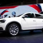 Volkswagen Passat Alltrack – автомобиль будущего