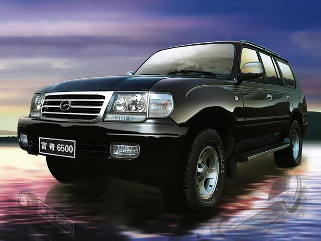 Китайские легковые авто