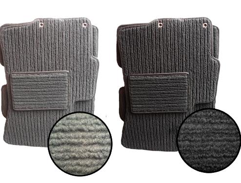 Ворсовые или Резиновые коврики, какие выбрать?