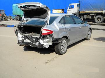 Ремонт кузова автомобиля Ford