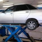 Замена тормозной системы на отечественных автомобилях