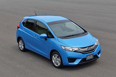 Новый компактвэн Jazz от Honda