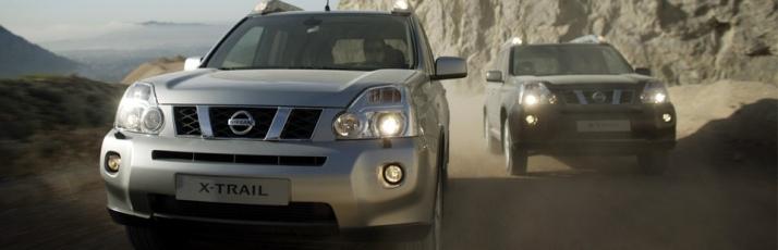 Nissan X-Trail будет оснащен тремя видами трансмиссии