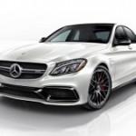 Новый Mercedes C class AMG