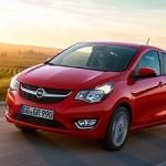 Opel представил сверхэкономичную версию Karl