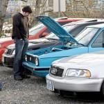 Автомобили бывшие в употреблении